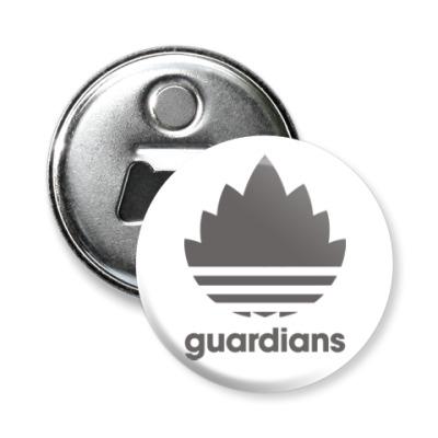 Магнит-открывашка Guardians