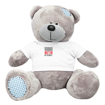 Плюшевый мишка Тедди Настя