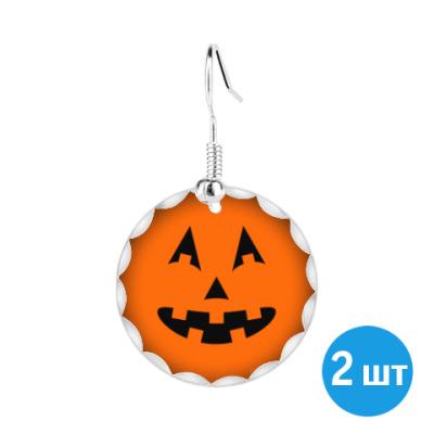Серьги Хэллоуин
