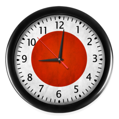 Настенные часы Япония