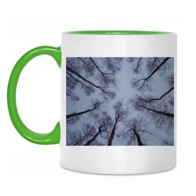Кружка Деревья