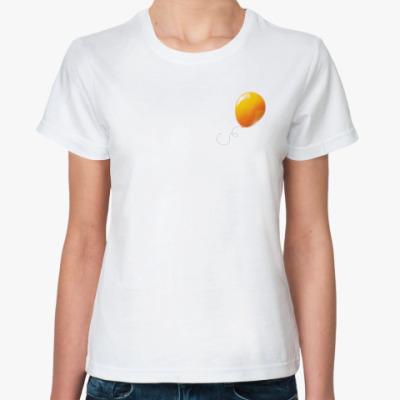 Классическая футболка Простошар