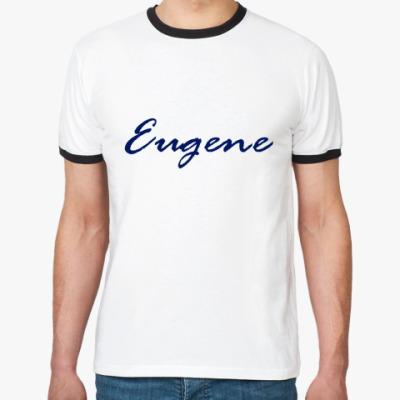 Футболка Ringer-T Eugene