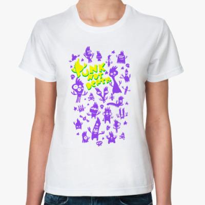 Классическая футболка панки