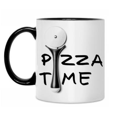 Кружка Pizza Time