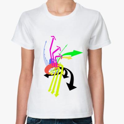 Классическая футболка Стрелки
