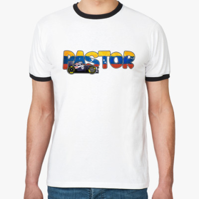 Футболка Ringer-T PASTOR