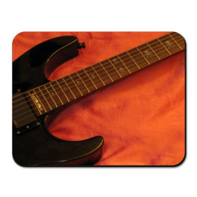 Коврик для мыши  Гитара