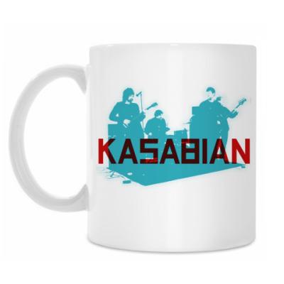 Кружка Kasabian