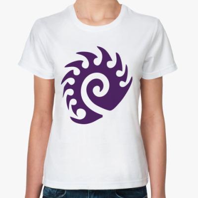 Классическая футболка Zerg