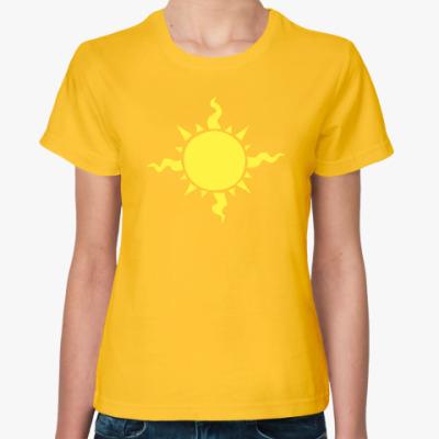 Женская футболка  аспект Света Хоумстак / Homestuck