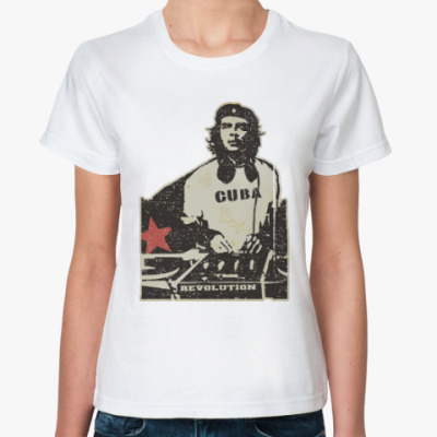 Классическая футболка DJ Che