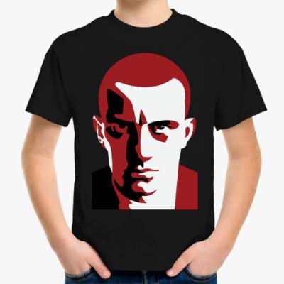 Детская футболка Маяковский