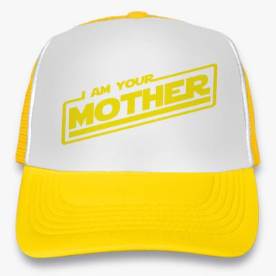 Кепка-тракер Я твоя мать