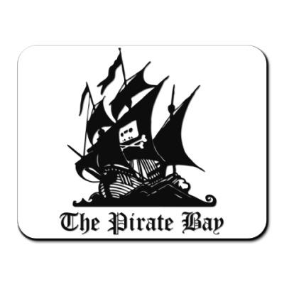 Коврик для мыши Коврик The Pirate Bay