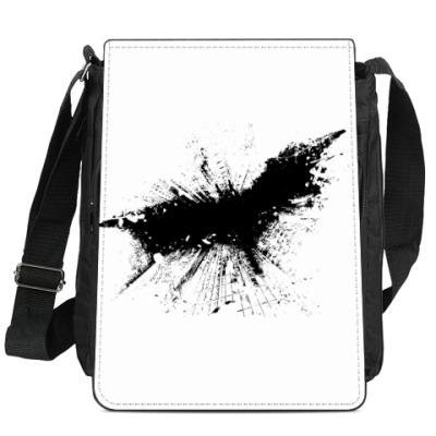 Сумка-планшет Темный рыцарь