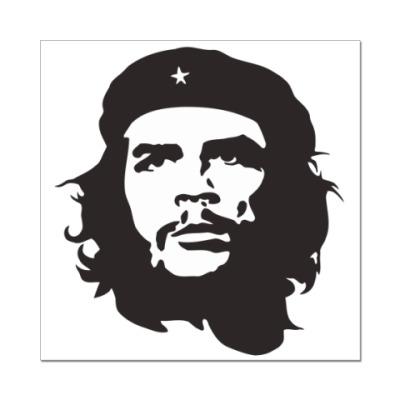 Наклейка (стикер)   Че Гевара