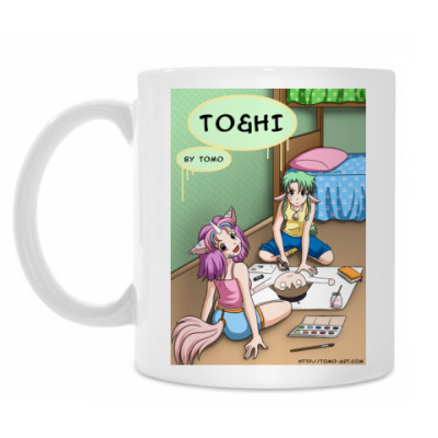 Кружка TO&HI by tomo