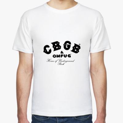 Футболка Cbgb