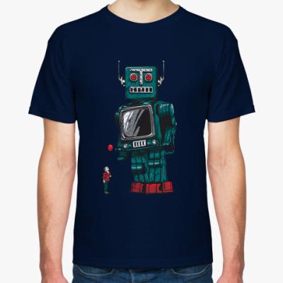 Футболка Робот