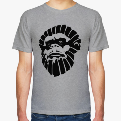 Футболка Лицо обезьяны