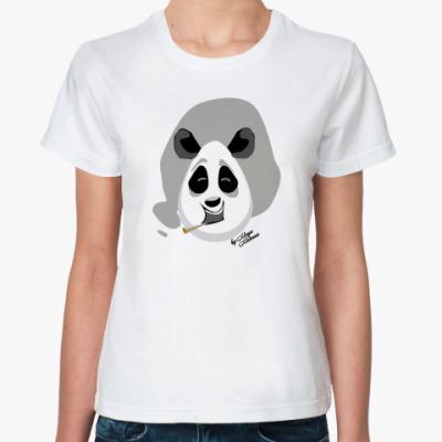 Классическая футболка HaPPy PANDA