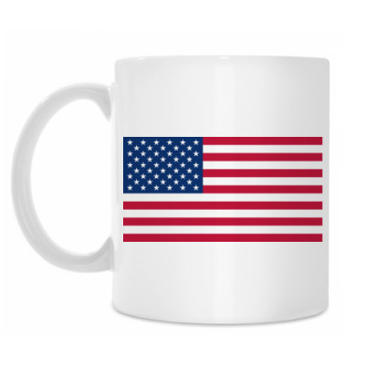 Кружка Флаг США