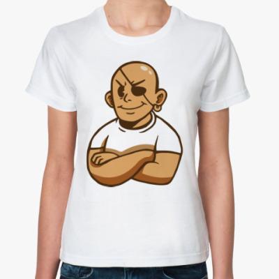 Классическая футболка Пират