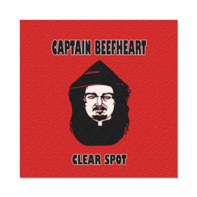 Наклейка (стикер) Captain Beefheart