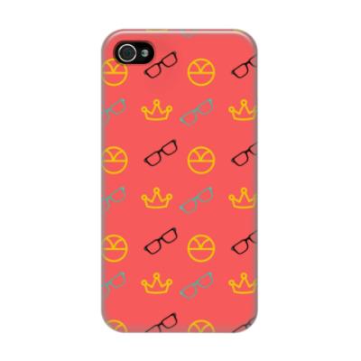 Чехол для iPhone 4/4s Kingsman