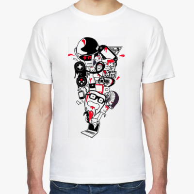 Футболка  футболка Game World