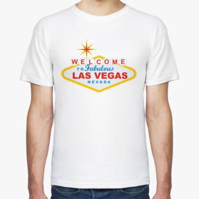 Футболка Las Vegas