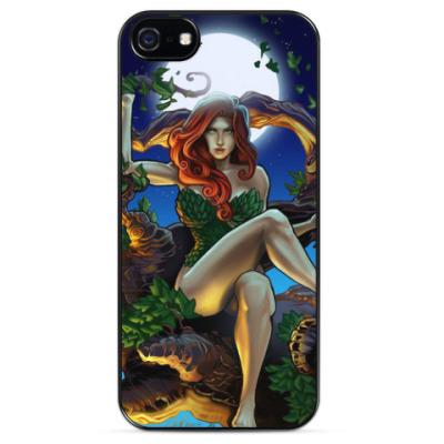 Чехол для iPhone Женщина кустарник