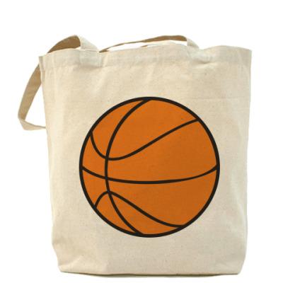 Сумка Холщовая сумка Баскетбол