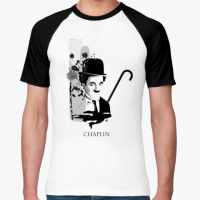 Футболка реглан Charlie Chaplin
