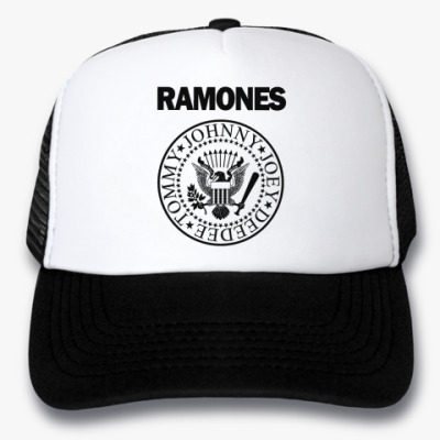 Кепка-тракер Ramones Кепка
