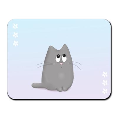 Коврик для мыши Котяшка-милашка