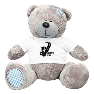 Плюшевый мишка Тедди Мстители Армия Локи
