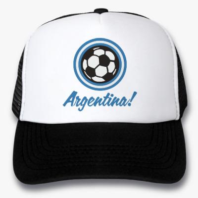 Кепка-тракер Аргентина