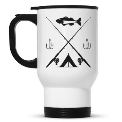 Кружка-термос Рыбак