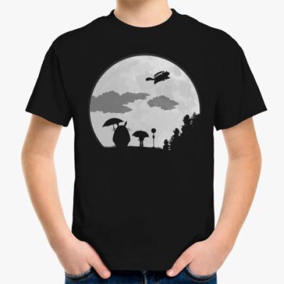 Детская футболка Большая Луна