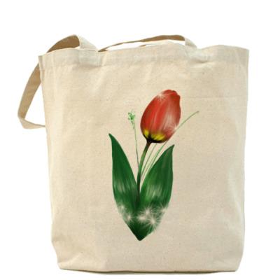 Сумка Тюльпан