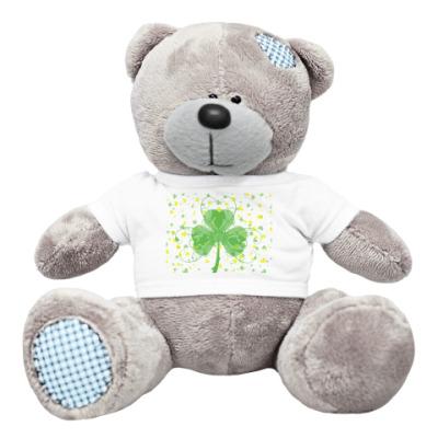 Плюшевый мишка Тедди Irish
