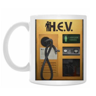Кружка  H.E.V.