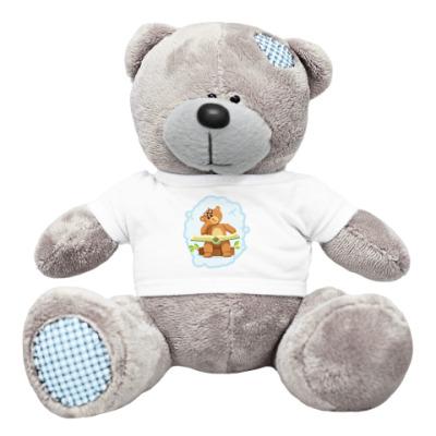 Плюшевый мишка Тедди Медвежонок