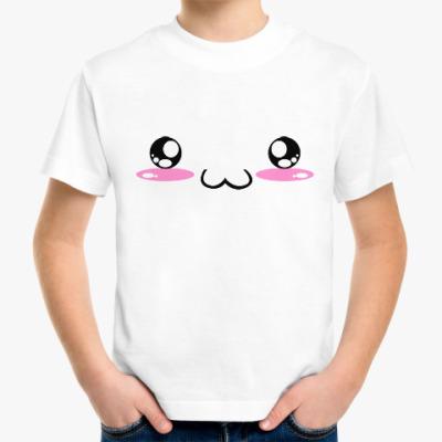 Детская футболка Kawaii