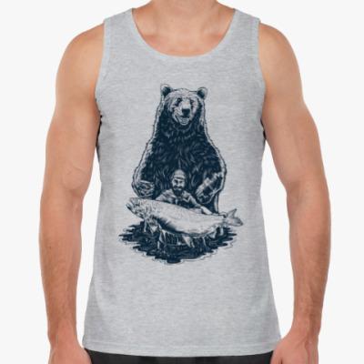 Майка Медвежья рыбалка