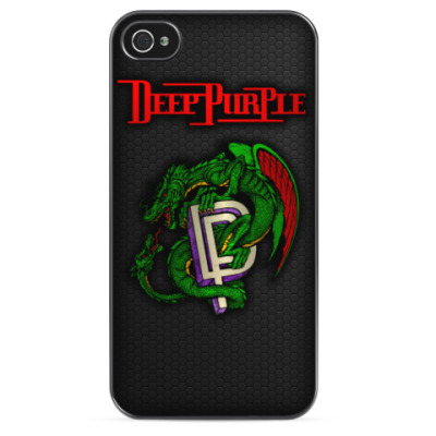 Чехол для iPhone Deep Purple