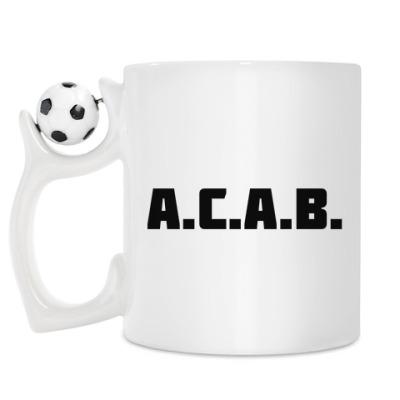 Кружка A.C.A.B.