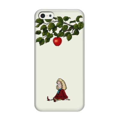 Чехол для iPhone 5/5s Sir Isaac Newton